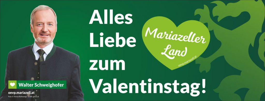 Alles Liebe zum Valentinstag!