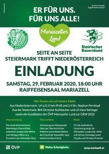 Steiermark trifft Niederösterreich