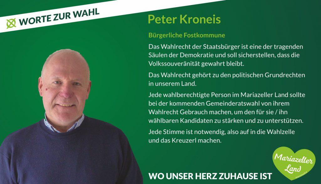 Peter Kroneis