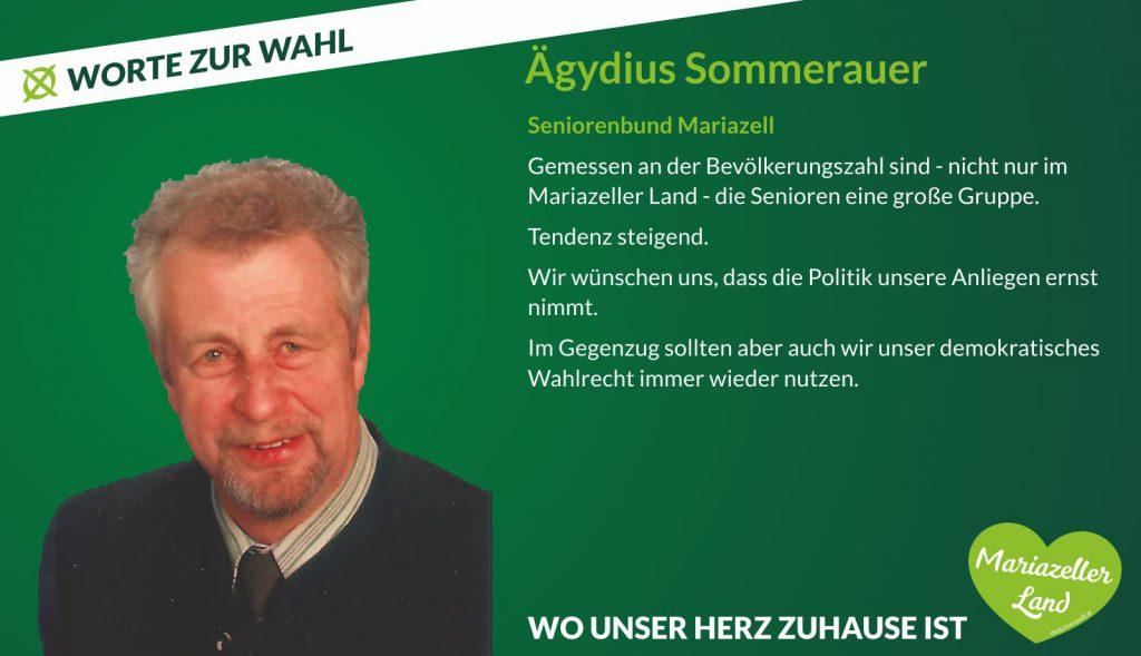 Ägydius Sommerauer