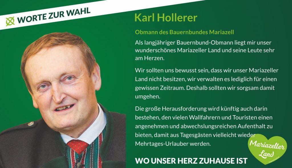 Karl Hollerer