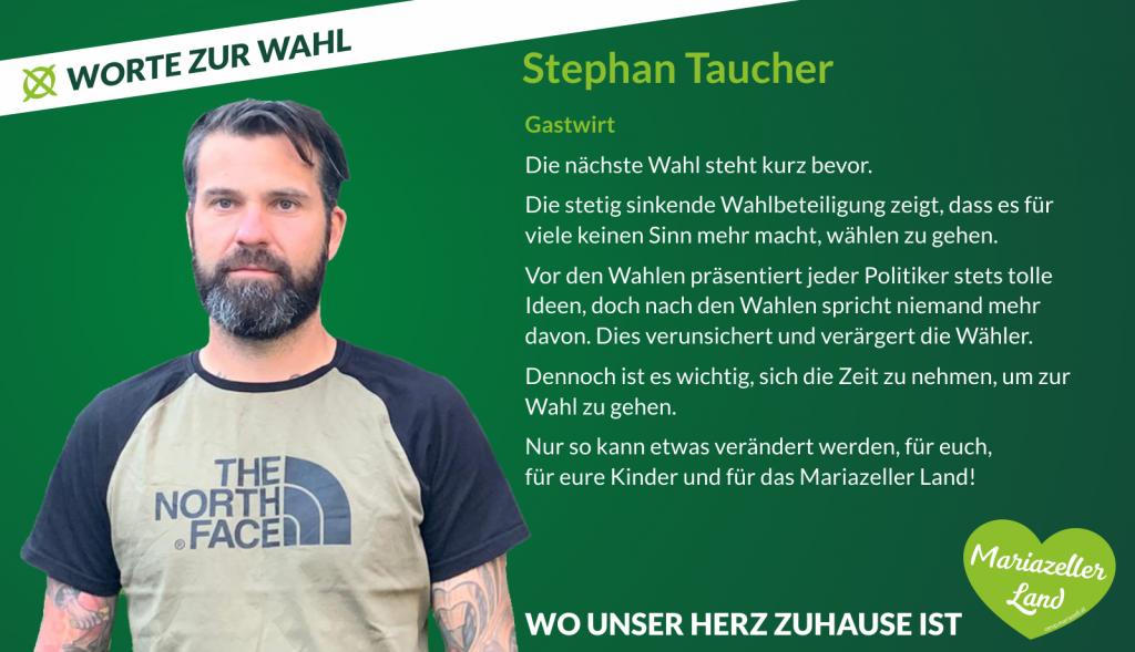 Stephan Taucher