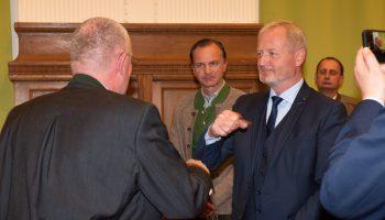 Konstituierende Sitzung 2020 - Foto: Mariazell Online