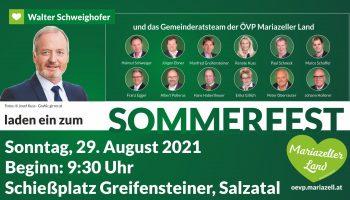 ÖVP Sommerfest